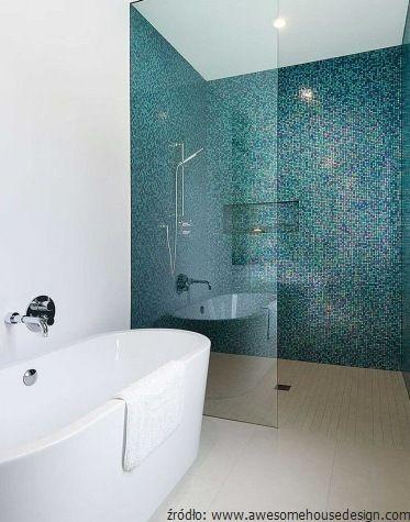 Płytki, które optycznie poprawią wymiary łazienki