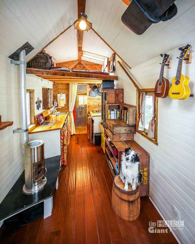 Tiny House On Wheels Interior 192 best future: tiny house images on pinterest | living spaces