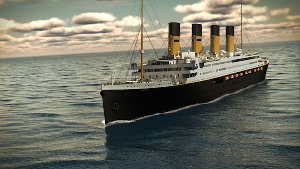 Titanic II is now on track to set sail in 2018. The ship will be a replica with enhanced safety features and technology.