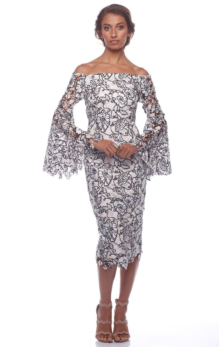 Pasduchas - Ivy Grove Midi Dress