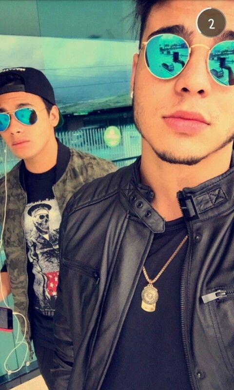 Sebas Arango & Sebastian Villalobos❤