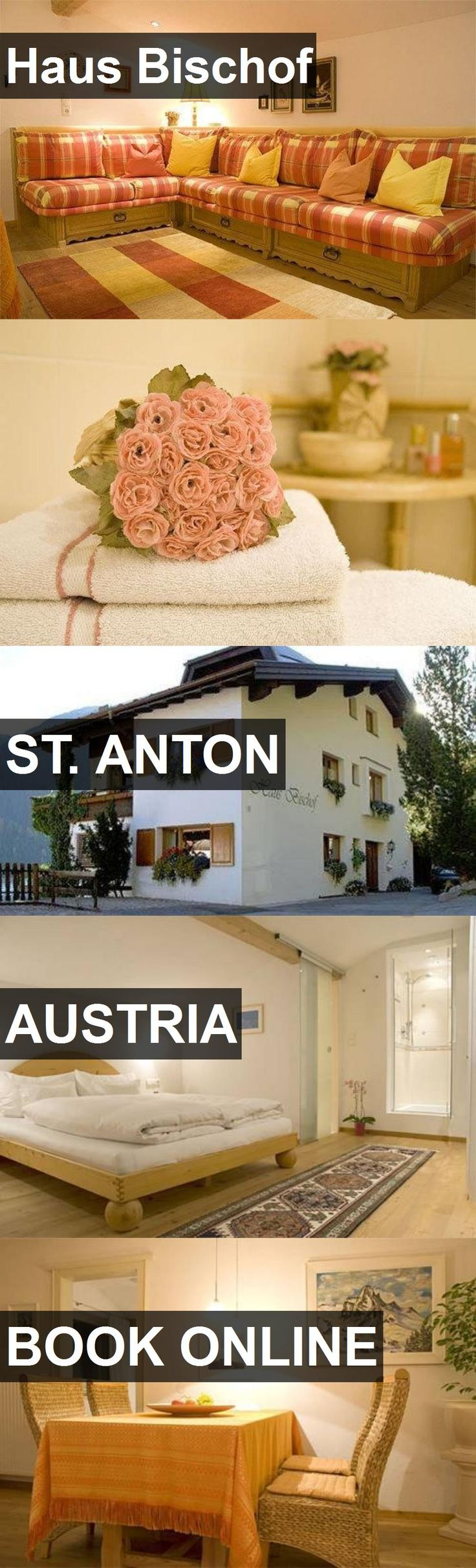 Hotel Haus Bischof in St. Anton, Austria. For more information, photos, reviews and best prices please follow the link. #Austria #St.Anton #travel #vacation #hotel