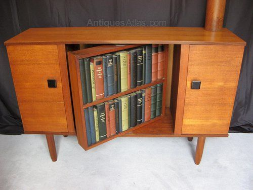 1940 Home Bar Cabinet Cabinet With Faux Book Front Which Swivels To Reveal Drinks Cabinet