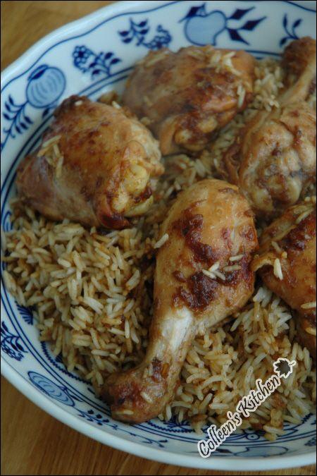 Heavenly Palate: [Afghani Chicken Pulao] National rice dish of Afghanistan (Kabuli palao)