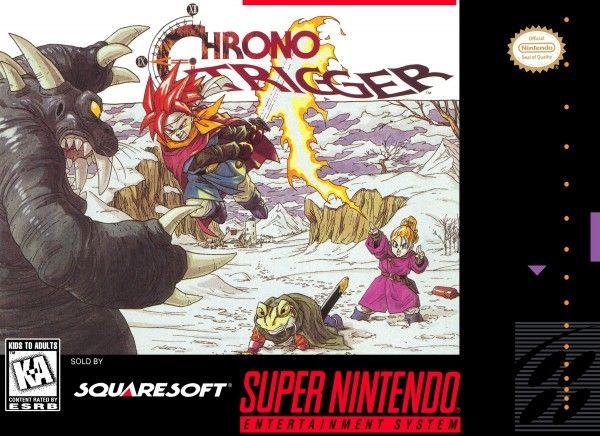 Chrono Trigger  #SNES