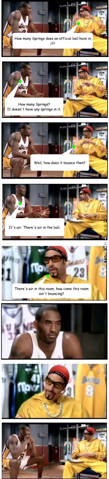 Funny Kobe Bryant Interview