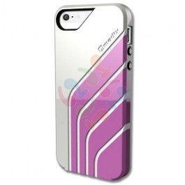 Qmadix iPhone 5 Crave Case - White Pink | RP: $21.00, SP: $19.00