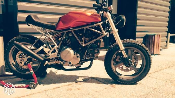 "Ducati scrambler ""comos factory"" Motos Côtes-d'Armor - leboncoin.fr"