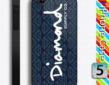 Diamond Supply CO Custom IPhone 5 C..