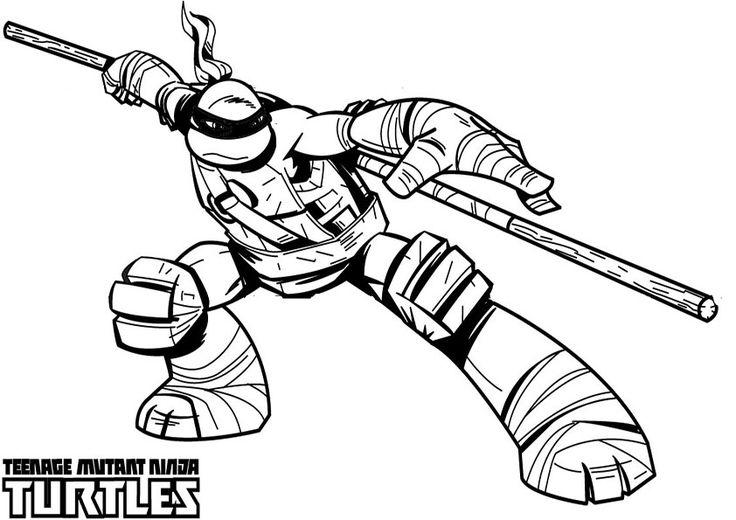 ausmalbilder ninja turtles 15  ausmalbilder schildkröte