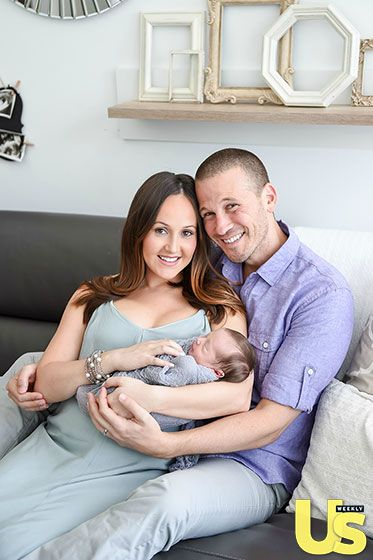 Ashley Hebert and J.P. Rosenbaum's Baby Boy Fordham Rhys. Bachelorette stars Ashley Hebert and J.P. Rosenbaum welcomed their first child Fordham Rhys Rosenbaum, on Tuesday, Sept. 30 -- see photos