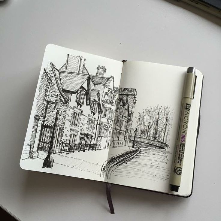 #art #drawing #pen #sketch #illustration #linedrawing #moleskine #micron #architecture #street
