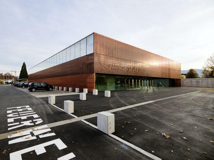 Gallery - Sports Hall St. Martin / Dietger Wissounig Architekten - 11