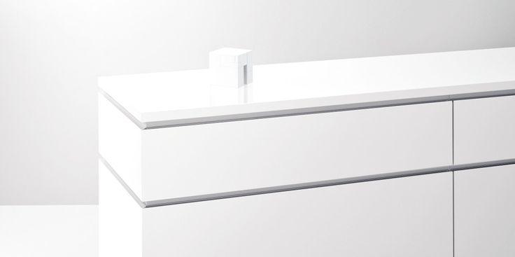 interlübke | cube gap