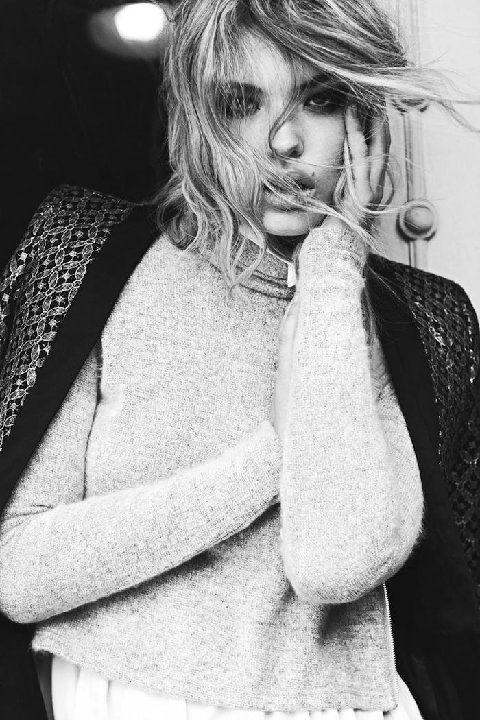 PORTRAIT OF CHARLOTTE LEXINGTON photography: eric chu   ∆   clothes: goldie f/w 2013