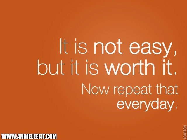 On repeat!: Fit Quotes, Remember This, Nur Schools, Repeat, Worthit, Weightloss, Worth It, Fit Motivation, Weights Loss