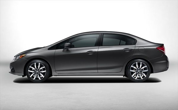 New 2014 Honda Civic Sedan has a great design, sporty lines and excellent features of. Mention the car is available in several versions. So that you can try the following models, code: LX, EX and EX-L. Each of them excellent in their own way, dependi