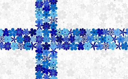 Image result for Finnish flag