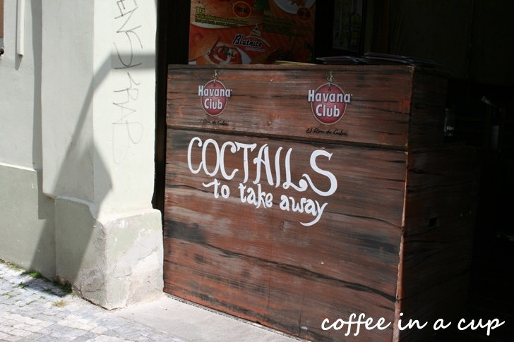 cocktails to take away