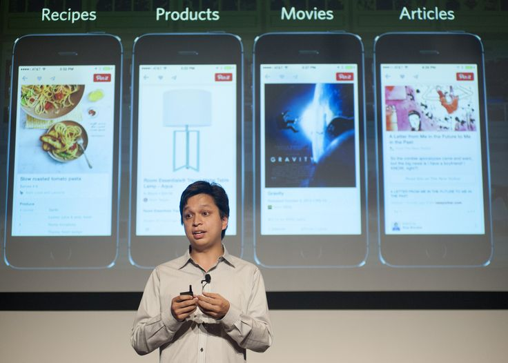 While Google is the best search tool when you know what you're looking for, Silbermann wants Pinterest to become the best service to help you 'discover' things you might want but don't yet know about.