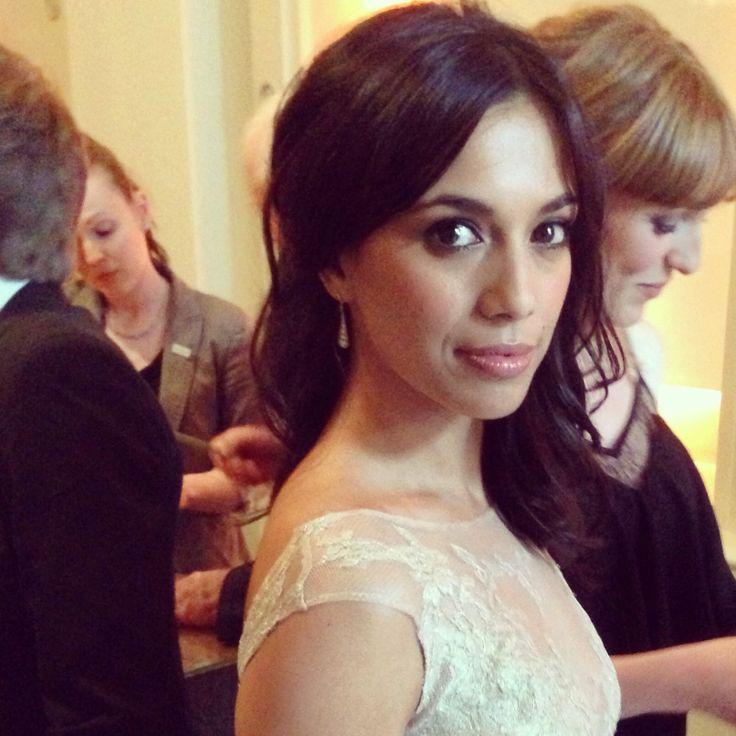 Fiona Wade looking stunning at The Soap Awards 2014. ❤️