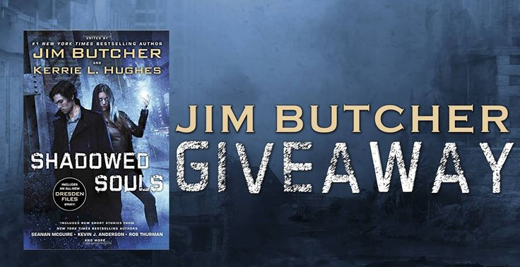 #UrbanFantasy #Giveaway – Win Any #JimButcher Novel! #kindle #amreading