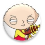 Stewie Family Guy - £1.00