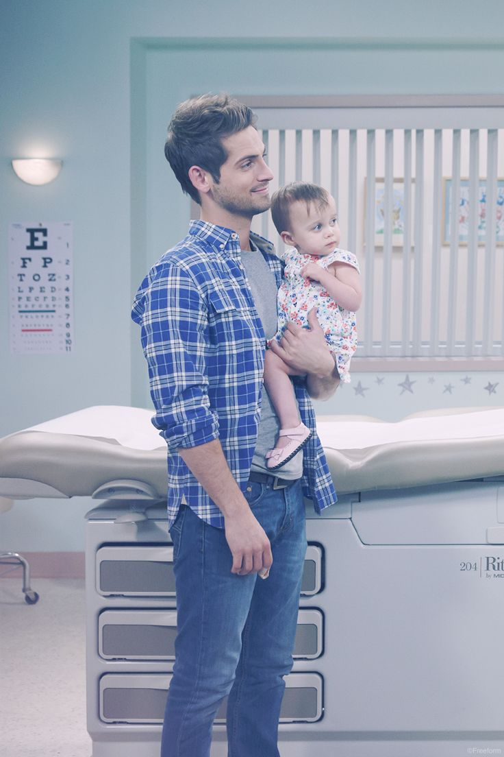 The journey is never easy, but it's always an adventure. // Jean-Luc Bilodeau is Baby Daddy's Ben Wheeler.