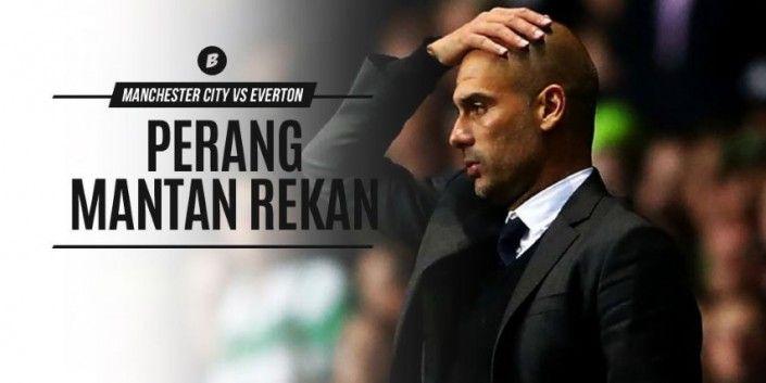 Prediksi Manchester City vs Everton Liga Inggris