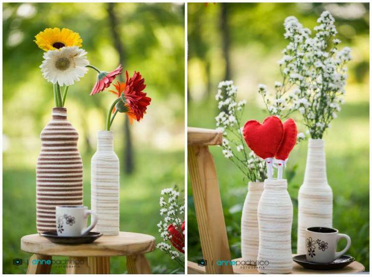e-session - ensaio de noivos - ensaio divertido - ensaio - piquenique - faça você mesma - diy - decoração ensaio - garrafinhas - garrafinhas...