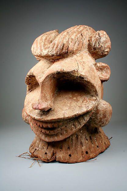 Headdress: Janus | Bangwa | The Met Gift of Sol and Josephine Levitt, 1992