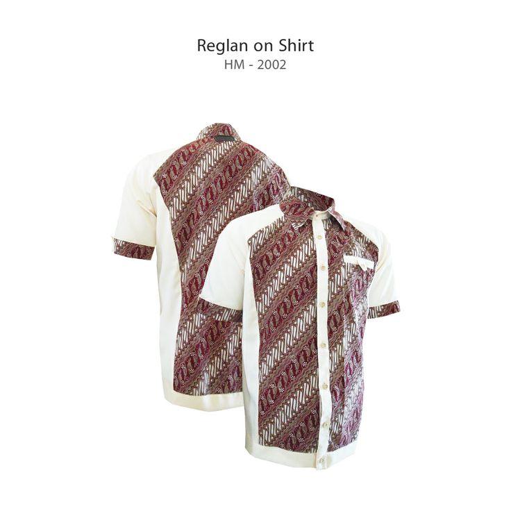 Reglan on Shirt HM-2002 #kemejabatikmedogh http://medogh.com/baju-batik-pria/kemeja-batik-pria/Kemeja-Batik-Optimus-Series-Kemeja-Ultra-HM-2002