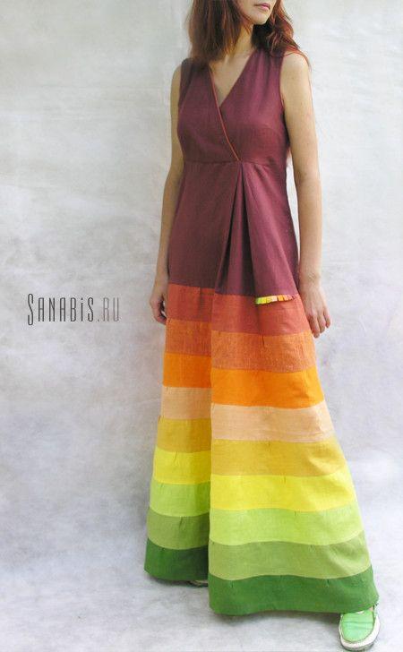 нашла платье мечты - хочу сшить