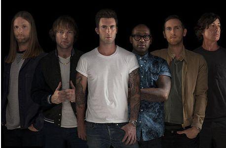 Maroon 5 divulga datas dos seis shows que fará no Brasil em 2016 http://r7.com/HzO_