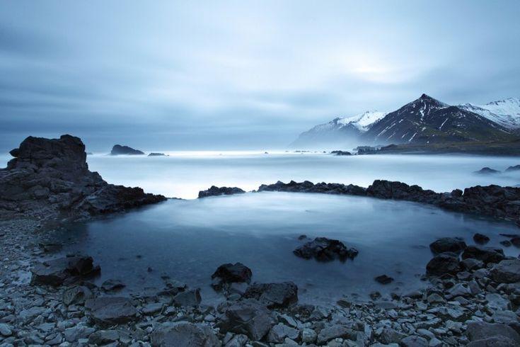 East Iceland's Atlantic coast  landscape photography