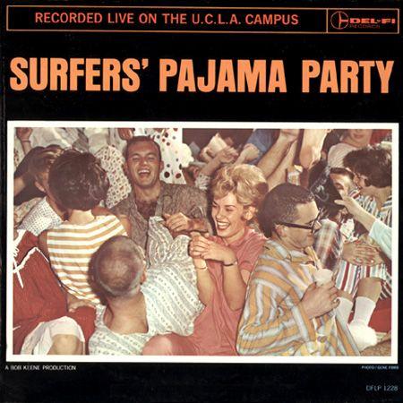 The Centurians - Surfers' Pajama Party (1963)