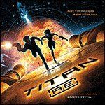 Titan A.E., limited-edition score CD:   Score album. Limited edition of 1500 copies. Track listing: 1. Prologue/Drej Attack (06:31) 2. Wow (00:44) 3. You've Been A Little Uppity (00:52) 4. The Human Race Still Matters (00:41) 5. We've Got Company (00:37) 6. The Ring Is the Key (00:56) 7. Start Running, Keep Running (02:48) 8. Exhale (00:54) 9. Do You Know What This Means? (00:27) 10. Fight The Good Fight Precious (03:12) 11. I See Your Father (01:21) 12. The Broken Moon (03:09) 13. The...