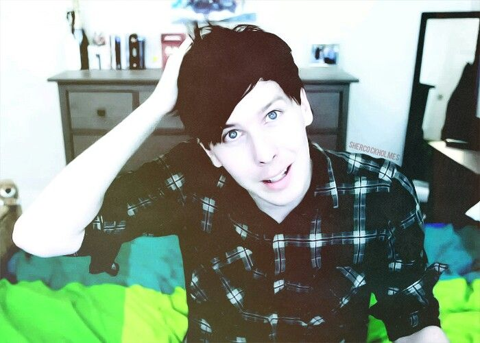 OMG stop phil. Stop stop no you can't do that❤️ I love you stop