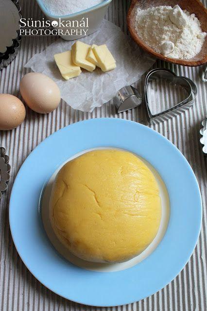 Sünis kanál: Pâte sucrée – édes tészta