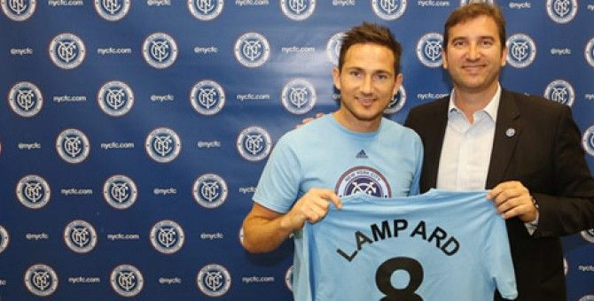 Lampard: It Weird Along City