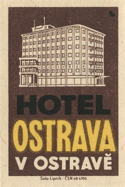 Hotel Ostrava...
