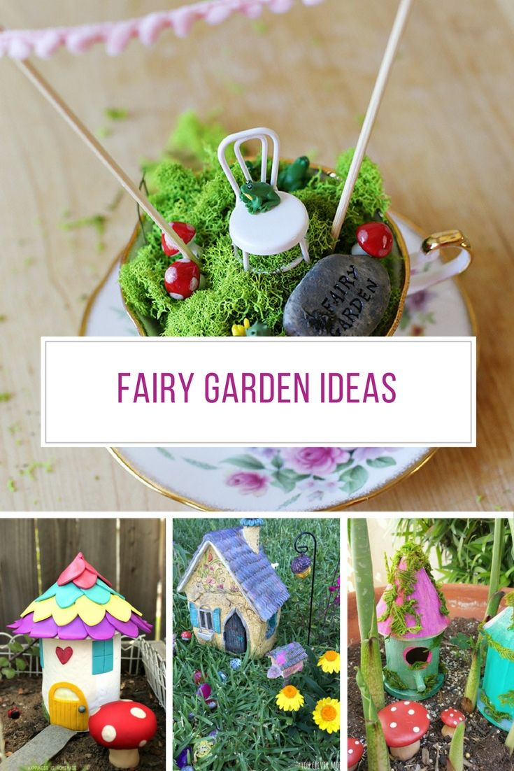 557 best Gardening with Kids images on Pinterest | Fairies garden ...