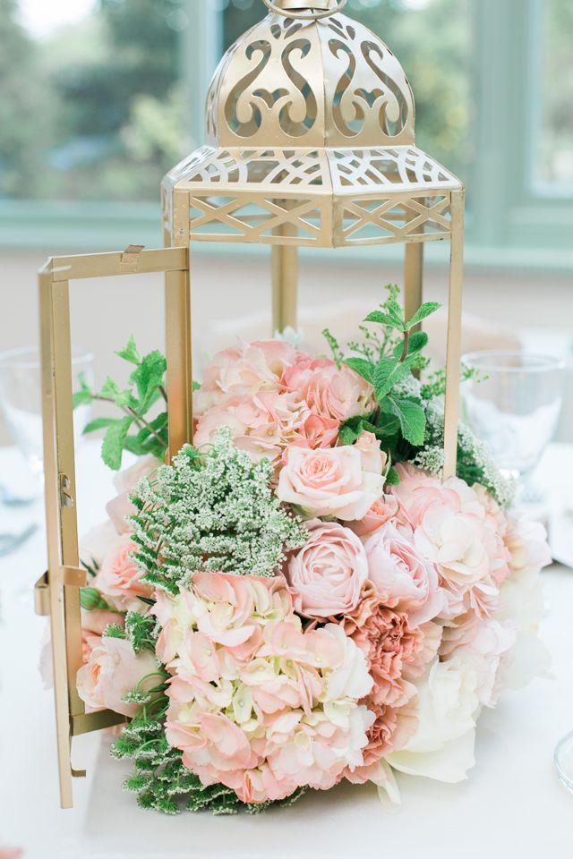 Les 25 meilleures id es de la cat gorie centres de table de mariage sur pinterest centre de Centre table mariage plage idees