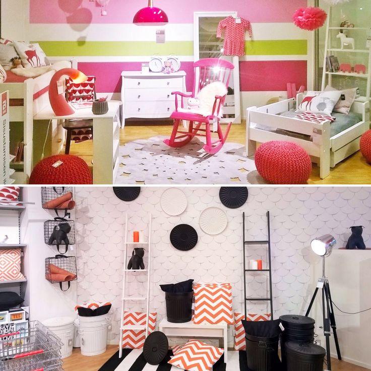 Rohkeaa, kevään innostamaa värien käyttöä Porin myymälässä! #sisustusidea #sisustaminen #sisustusinspiraatio #askohuonekalut #sisustusidea #sisustusideat #sisustus #askohuonekalut #sisustusidea #sisustusideat #sisustus #style #decoration #homedecor #värejä #rohkeastivaan #pori