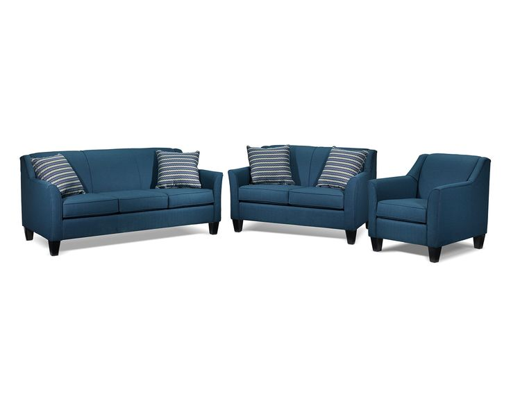 Living Room Furniture The Mackenzie Collection Sofa