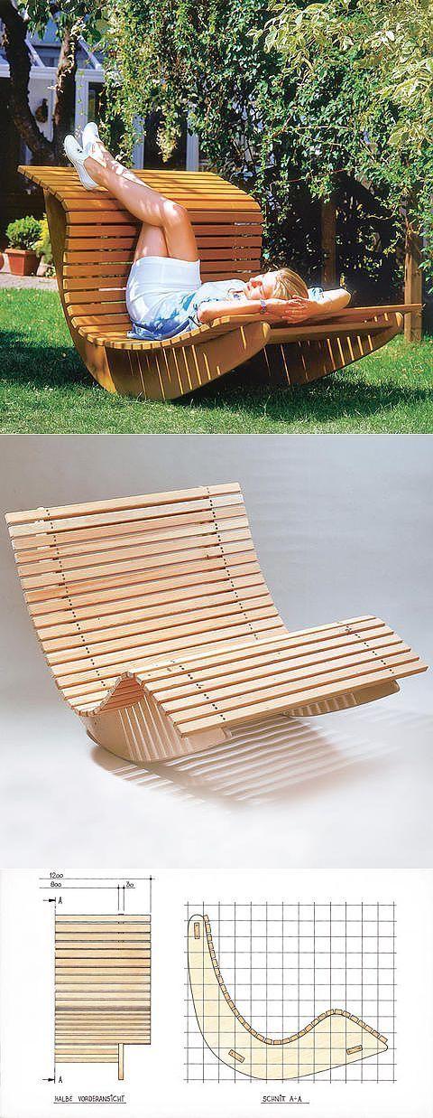 Идеи на дачу кресло, песочница, дача, длиннопост