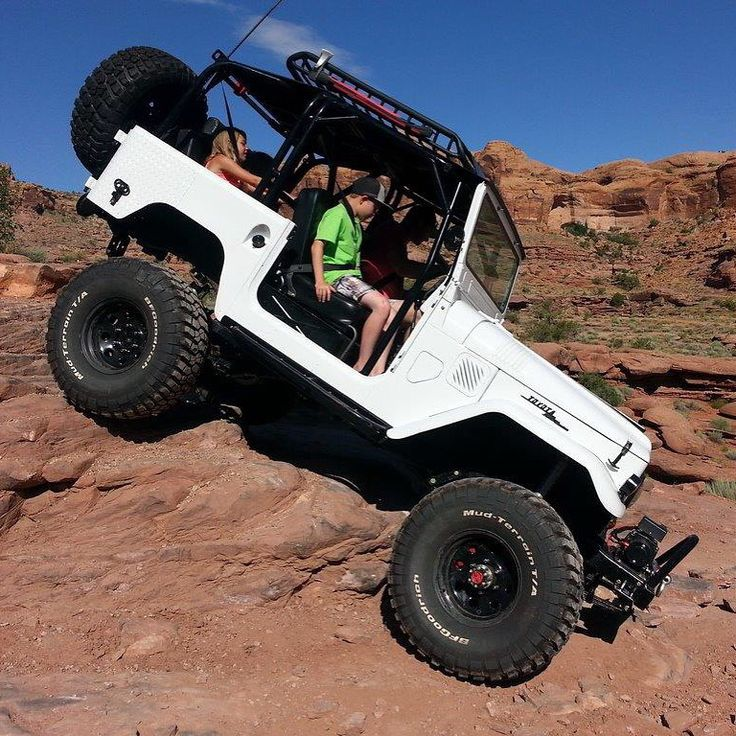 Toyota Utah: 17 Best Images About Toyota Land Cruiser FJ40 On Pinterest