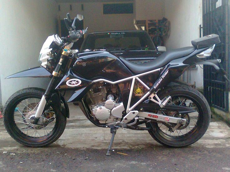 Supermoto Style Scorpio Z