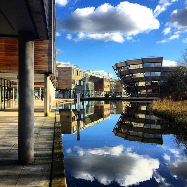 University of Nottingham, Jubilee Campus.