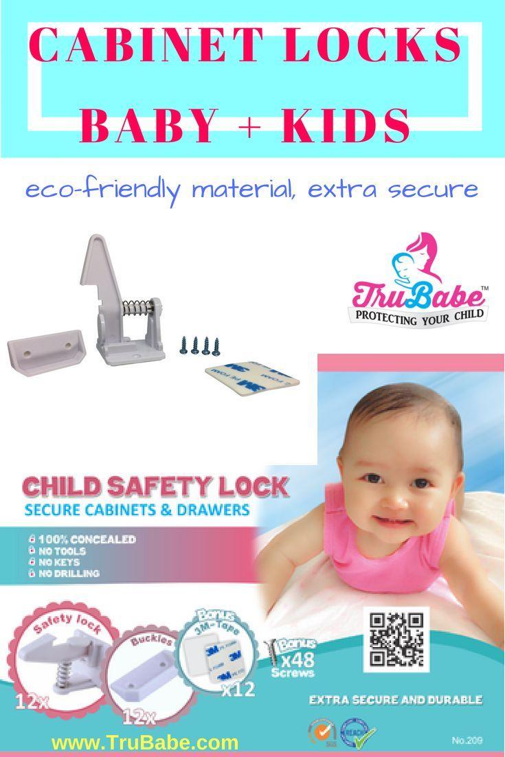 The Best Child Proof Cabinet Locks No Drill Cabinet Locks Child Proof Childproofing Cabinet Locks Child Safety Locks